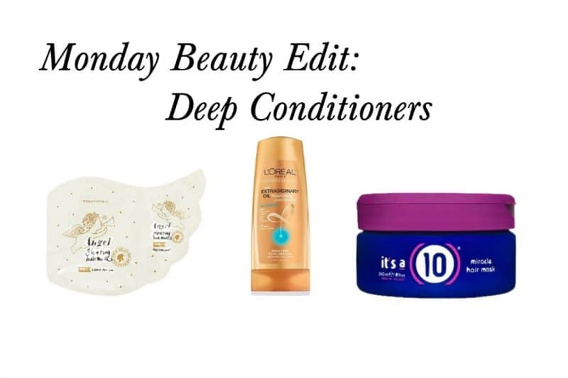 3 deep conditioner treatments to save your hair!